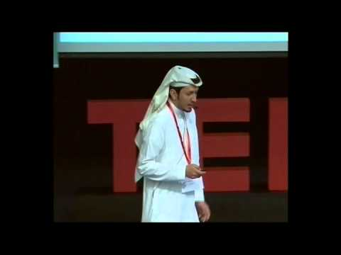 TEDx Arabia talk  Bander AlMutlaq -  TEDx Program intro - Global Innovation Index & Youth Year