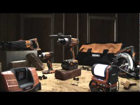 RIDGID X4 Power Tools - The Home Depot