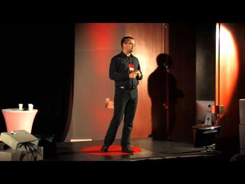 Unusually about the usual topic:  Matúš Pošvanc at TEDxKošice