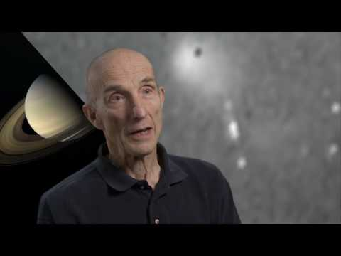 Saturn's Flashdance of Lightning