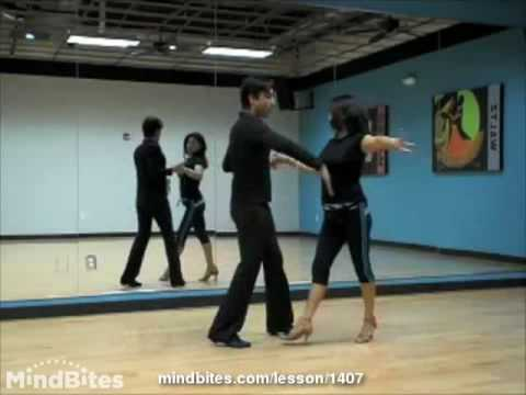 Salsa Dancing - Advanced Salsa: Barreled Up (on2)