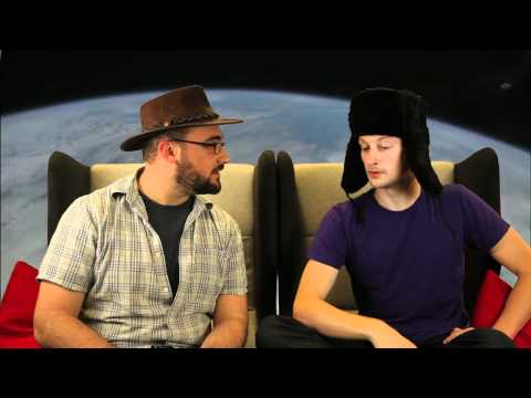 Who's The Real Genius? YouTube Space Lab with Liam and Michael