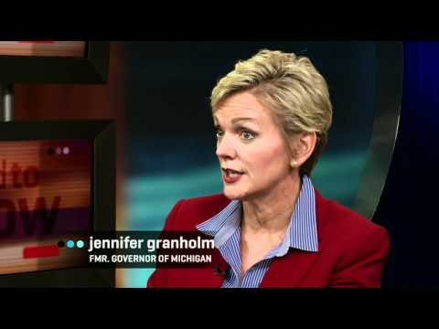 NEED TO KNOW | Jennifer Granholm on women, power and politics | PBS