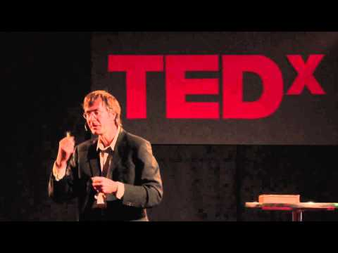 Survival of the Nicest: Why Sharing Pays off:  Stefan Klein at TEDxInnsbruck
