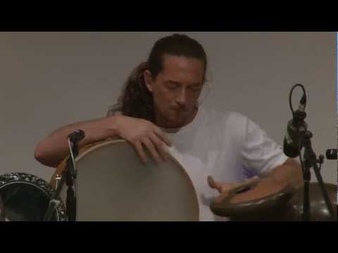 Rhythm Monk: Julian Douglas at TEDxSarasotaSalon