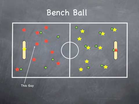 Physical Education Games - Benchball