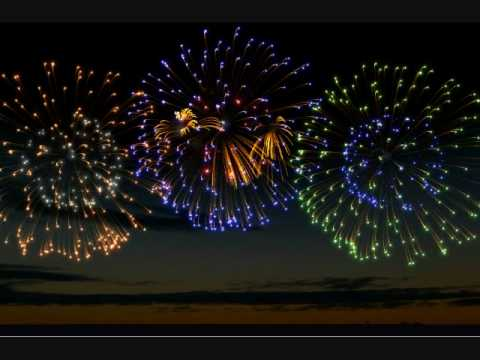 Virtual Firework Display - AfterGlow