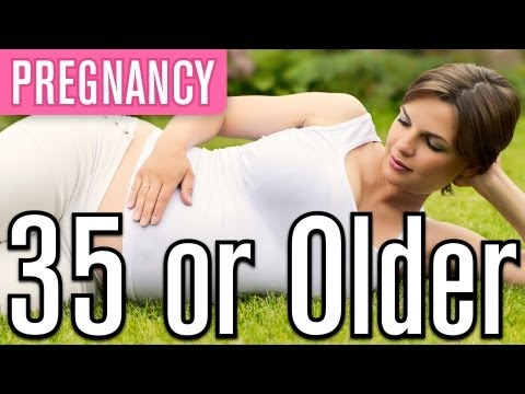 What You Need to Know About Being Pregnant at 35 or Older | Pregnancy