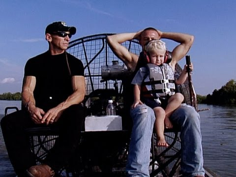 Swamp People - Three Generations