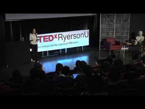 TEDxRyersonU - Kate Grisdale - How Talking Keeps Us Safe