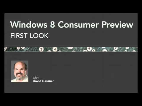 Windows 8 Consumer Preview: Further resources | lynda.com