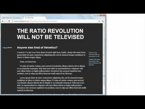 Understanding responsive web design | lynda.com tutorial