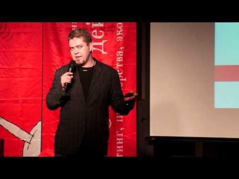 TEDxYauzaRiver - ViktorTamberg - Art Industry and Marketing