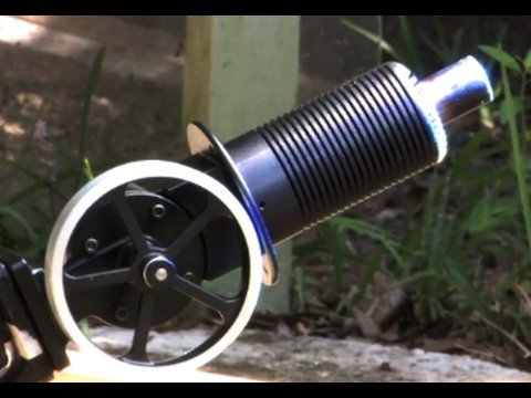 STIRLING ENGINE SOLAR POWER FRESNEL LENS HOT AIR ENGINE MOTOR