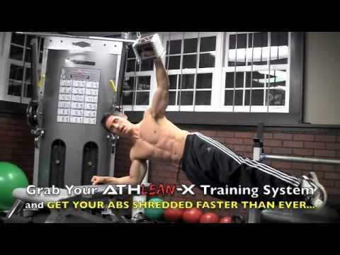 The ALL-IN-ONE AB EXERCISE - Abs, Obliques, Pillar Strength!!