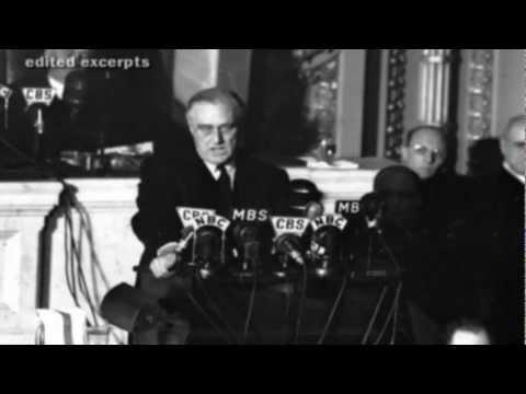 War on Japan Declared