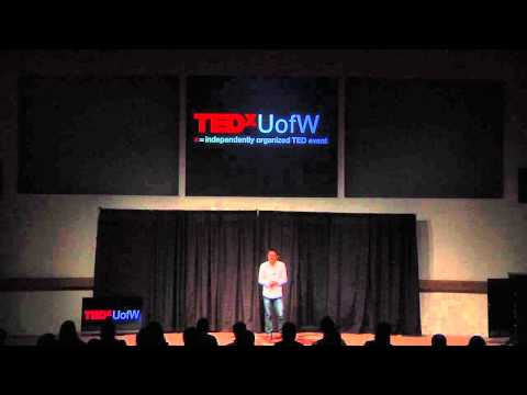 Philosophy of a Wanderer: Andrew Mak at TEDxUofW