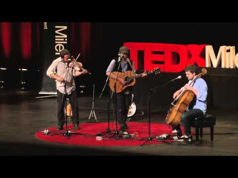 Songsmith:  Gregory Alan Isakov at TEDxMileHigh