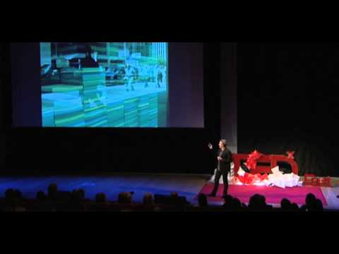 Nix, Nada, Nameless: Peter Wegner at TEDxEast