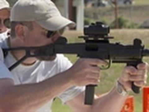 Sons of Guns - Kick Ass Rapid Fire Uzi