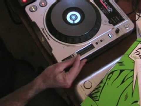 The Master tempo function on a CDJ turntable, Why use it?