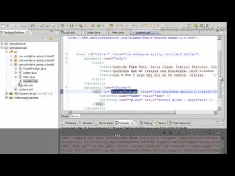 Spring Framework 6 Beans Wiring. Video Tutorial