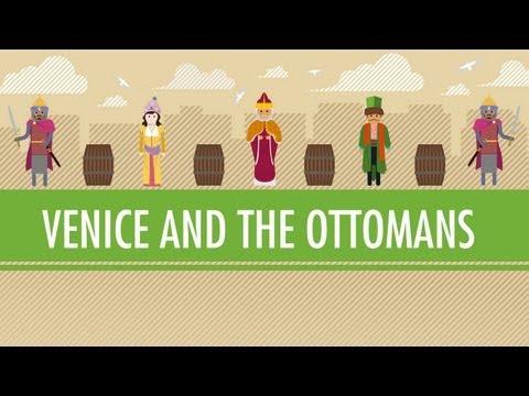 Venice and the Ottoman Empire: Crash Course World History #19