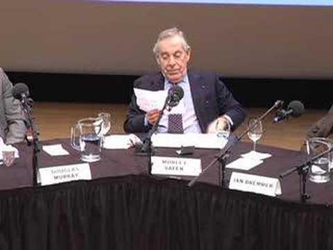 World Police Debate: Debate Results (14 of 14)