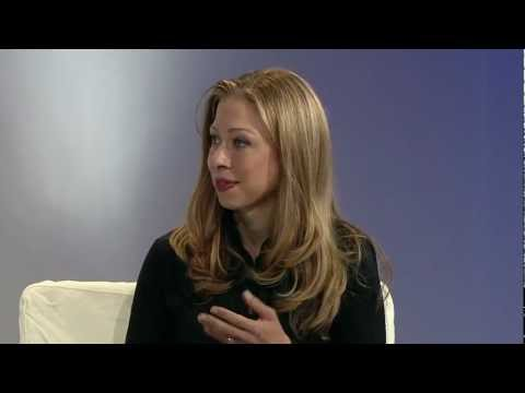 Spirit of the time - Panel with Chelsea Clinton at Zeitgeist Americas 2011