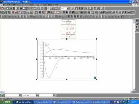 Position-velocity-acceleration problem