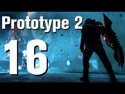 Prototype 2 Walkthrough Part 16 - Natural Selection 2 of 2 [No Commentary / HD / Xbox 360]