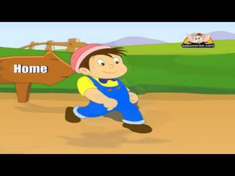 Sandhaikku Ponen - Nursery Rhyme in Tamil