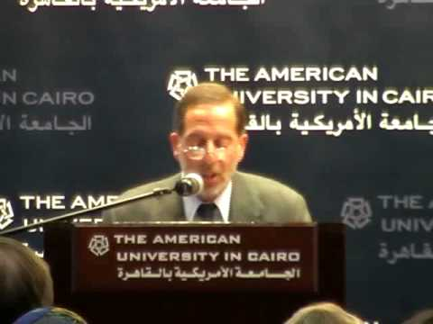"The Cold War in the Middle East, the ""War on Terror"" and the New Administration, Lecture, Pt.2 of 2"