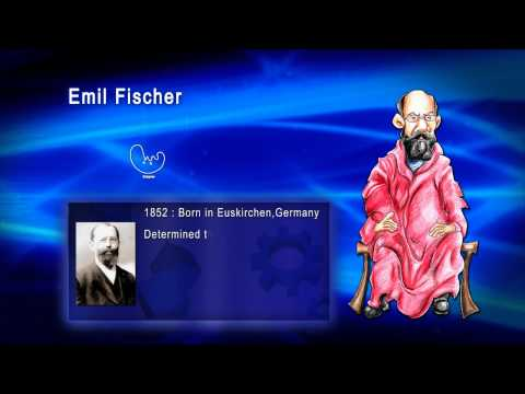 Top 100 Greatest Scientist in History For Kids(Preschool) - EMIL FISCHER