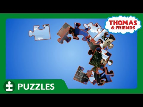 Thomas & Friends: Engine Puzzle #14 - US
