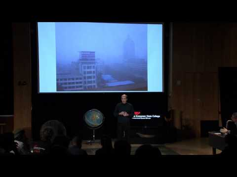 TEDxTheEvergreenStateCollege - Larry Geri - The Paradox of per capita CO2 Emissions