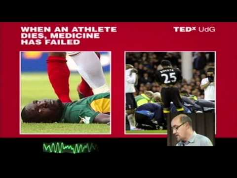 TEDxUdG - Ramon Brugada - Unravelling Sudden Cardiac Death: from gene to bedside