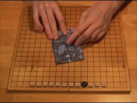 Origami Catamaran Folding Instructions