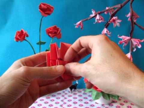 Origami Rose 2011