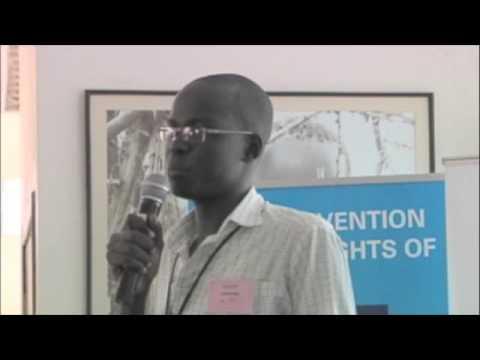 TEDxKampala - Solomon King - 11/23/09