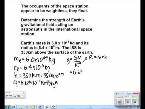 Universal Gravitation Presentation #13