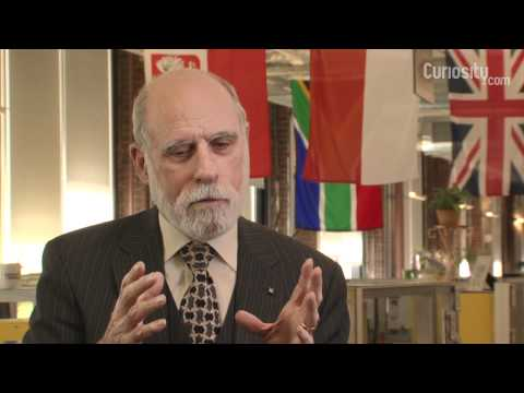 Vinton Cerf: Eureka Moments and the Creation of the Internet