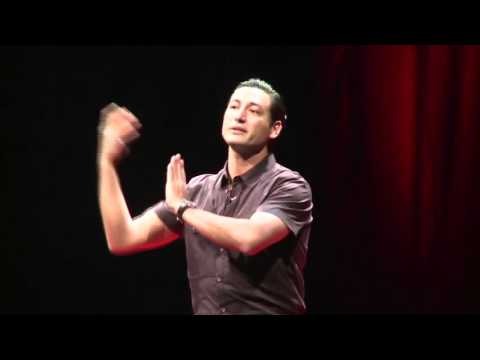 TEDxGateway - Illac Diaz - Can we change the world using a plastic bottle?