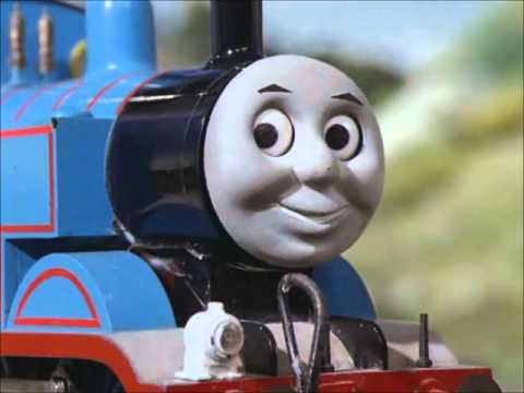 Thomas & Friends: Thomas in Trouble UK