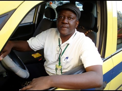 The World: A Cab Driver in Complexo do Alemao