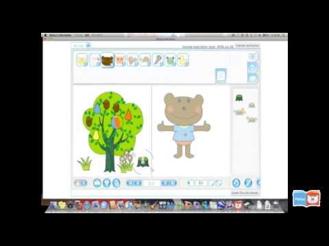 PeKays Little Author Desktop