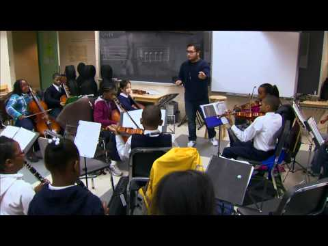 NY Arts Program Brings 'Harmony' to Low-Income Students