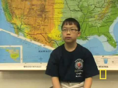 National Geographic Bee 2010 - Geographic Bee 2010 - SD Finalist