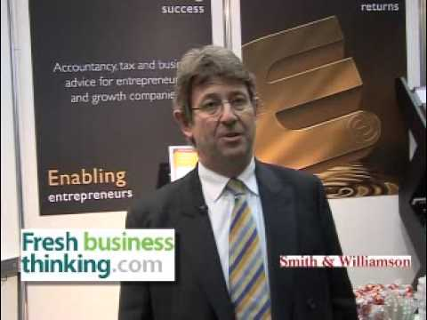 Smith & Williamson, Account And Business Advisers Entrepreneurs in London 2008