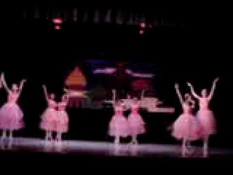 Waltz of the Flowers, Nutcracker Ballet